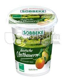 Produktabbildung: Söbbeke deutsche Obstbauern Apfel-Birne 400 g