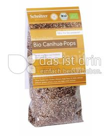 Produktabbildung: Schnitzer glutenfrei Bio Canihua-Pops 200 g