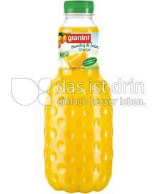Produktabbildung: Granini samtig & fein Orange 1 l
