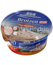 Produktabbildung: Weihenstephan Brotzeit - Paprika-Chili 150 g
