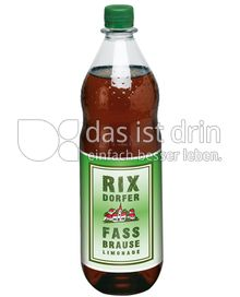 Produktabbildung: Rixdorfer Fassbrause 1 l