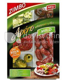 Produktabbildung: Zimbo Apéro mild 180 g