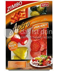 Produktabbildung: Zimbo Apéro pikant 180 g