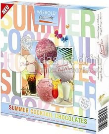Produktabbildung: Wiebold Summer Cocktail Chocolates 162,5 g