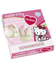 Produktabbildung: Grabower Hello Kitty Schaumküsse Himbeer 225 g