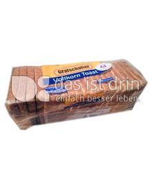 Produktabbildung: Grafschafter Vollkorn Toast 500 g