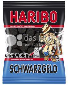 Produktabbildung: Haribo Schwarzgeld 200 g