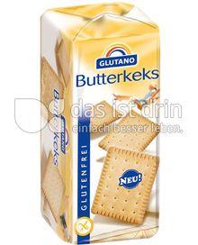 Produktabbildung: Glutano Butterkeks 170 g