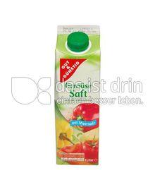 Produktabbildung: Gut & Günstig Gemüsesaft 1 l