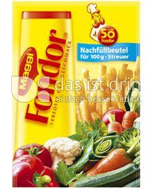 Produktabbildung: Maggi Fondor Nachfüllbeutel 100 g