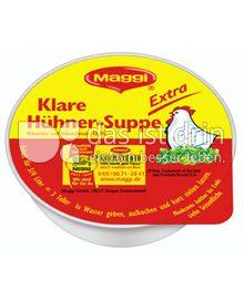 Produktabbildung: Maggi Klare Hühnersuppe 26 g