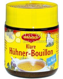 Produktabbildung: Maggi Klare Hühner-Bouillon 130 g