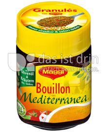 Produktabbildung: Maggi Bouillon Mediterranea 130 g