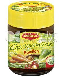 Produktabbildung: Maggi Gartengemüse Bouillon 130 g