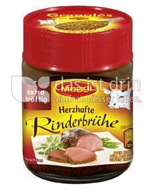 Produktabbildung: Maggi Herzhafte Rinderbrühe 126 g
