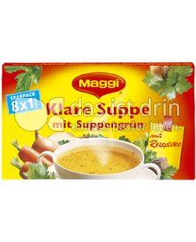 Produktabbildung: Maggi Klare Suppe mit Suppengrün 168 g
