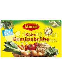 Produktabbildung: Maggi Klare Gemüsebrühe 180 g