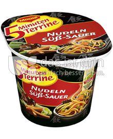 Produktabbildung: Maggi 5 Minuten Terrine Nudeln Süß-Sauer 49 g