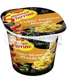Produktabbildung: Maggi 5 Minuten Terrine Curry Nudeln Masala 55 g