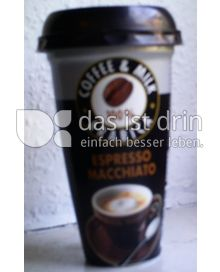 Produktabbildung: Gropper Coffee & Milk Arabica Espresso Macchiato 250 ml