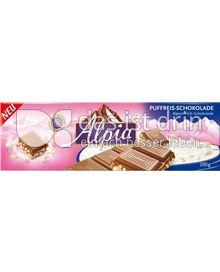 Produktabbildung: Alpia Puffreis-Tafel 200 g