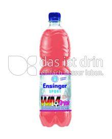 Produktabbildung: Ensinger Sport Pink Grape 1 l