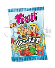 Produktabbildung: Trolli Gummi Bear-Rings 200 g