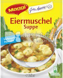 Produktabbildung: Maggi Guten Appetit Eiermuschel Suppe 59 g