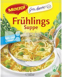 Produktabbildung: Maggi Guten Appetit Frühlings Suppe 67 g