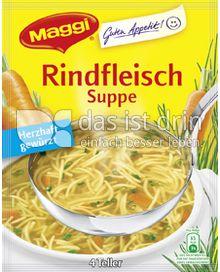 Produktabbildung: Maggi Guten Appetit Rindfleisch Suppe 85 g