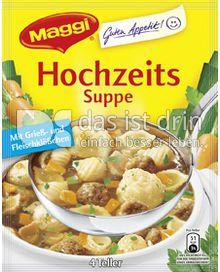 Produktabbildung: Maggi Guten Appetit Hochzeits Suppe 59 g