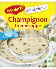 Produktabbildung: Maggi Guten Appetit Champignon Cremesuppe 67 g