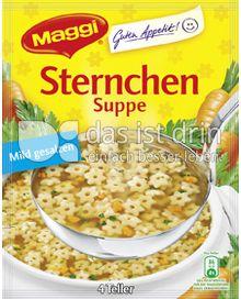 Produktabbildung: Maggi Guten Appetit Sternchen Suppe 105 g