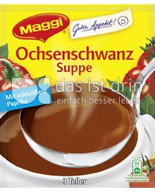 Produktabbildung: Maggi Guten Appetit Ochsenschwanz Suppe 60 g