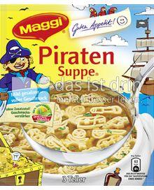 Produktabbildung: Maggi Guten Appetit Piraten Suppe 102 g