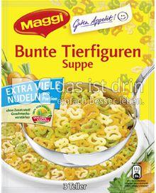 Produktabbildung: Maggi Guten Appetit Bunte Tierfiguren Suppe 100 g