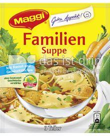 Produktabbildung: Maggi Guten Appetit Familien Suppe 45 g