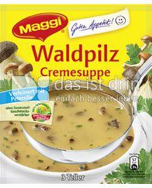 Produktabbildung: Maggi Guten Appetit Waldpilz Cremesuppe 52 g