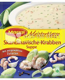 Produktabbildung: Maggi Meisterklasse Skandinavische-Krabben Suppe 50 g