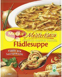 Produktabbildung: Maggi Meisterklasse Flädlesuppe 45 g