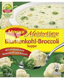 Produktabbildung: Maggi Meisterklasse Blumenkohl-Broccoli Suppe 61 g