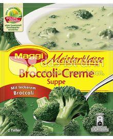 Produktabbildung: Maggi Meisterklasse Broccoli-Creme Suppe 48 g