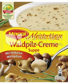 Produktabbildung: Maggi Meisterklasse Waldpilz-Creme Suppe 58 g