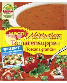 Produktabbildung: Maggi Meisterklasse Tomatensuppe »Toscana grande« 60 g