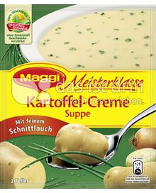 Produktabbildung: Maggi Meisterklasse Kartoffel-Creme Suppe 60 g
