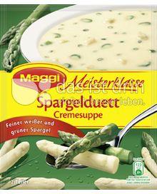 Produktabbildung: Maggi Meisterklasse Spargelduett Cremesuppe 48,2 g