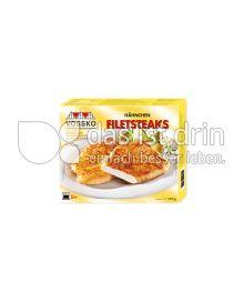 Produktabbildung: Vossko Hähnchen Filetsteaks 400 g