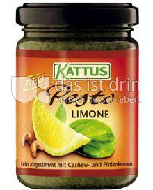 Produktabbildung: Kattus Pesto Limone 135 g