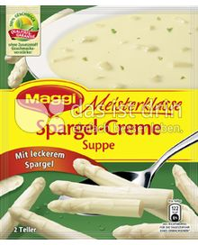 Produktabbildung: Maggi Meisterklasse Spargel-Creme Suppe 56 g