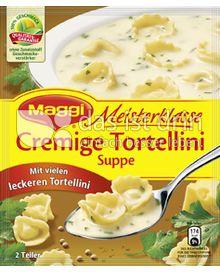 Produktabbildung: Maggi Meisterklasse Cremige Tortellini Suppe 75 g